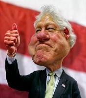 Bill Clinton - Still Kickin' by RodneyPike