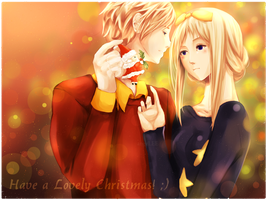 APH - Have a Lovely Christmas by angeLEE