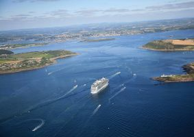 Cork-Harbour by lusitania25