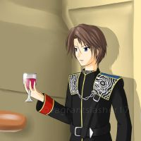FF8 - Squall Leonhart - seeD by vagrantslasher17