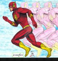 The Flash by CDL113