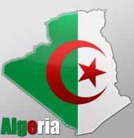 Algeria Map by elhadibrahimi