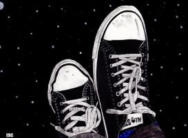 Converse All Stars by LightvsRight
