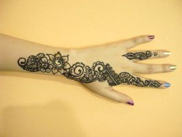 My Henna 25 by honeyness