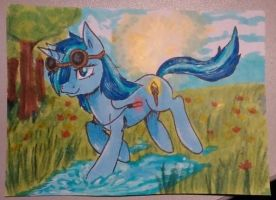 Art Mix /ACEO TRADE by GingerAdy