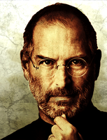 Tribute to Steve Jobs by Psychx8
