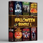 Halloween Flyer Bundle Vol.1 by majkolthemez