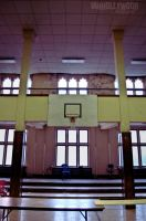 Gymnasium by Johnny23xx
