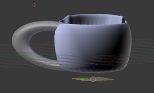 my cup try in blender by daylover1313