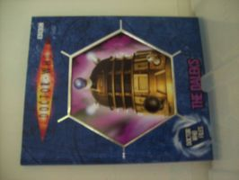 Doctor Who Files (2006) by spirtofthedevil