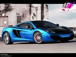 Mclaren MP4 12C by Joel-Design