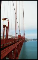 Golden Gate by mooboy
