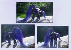 My Little Pony Princess Luna Custom 2 by kaizerin