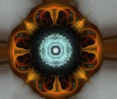 The four corners of a circle by eReSaW