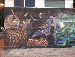 grafitti by Ordagon