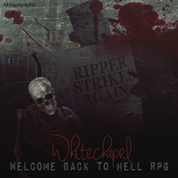 Whitechapel Welcome back to Hell Rpg avatar by AkilajoGraphic