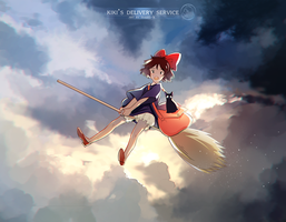 kikis delivery service by mano-k