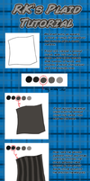 RK's Plaid Tutorial by Hazelmere