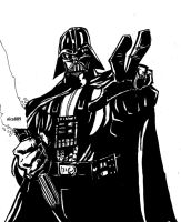 Darth Vader by december271992