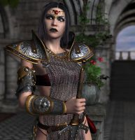 Chainmail Sisterhood 2 by parrotdolphin