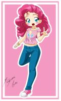 Chibi Pinkie Pie by Shinta-Girl