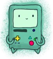 BMO by SpinninMan