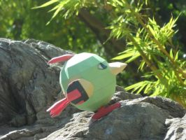 Natu in the morning by Toshikun