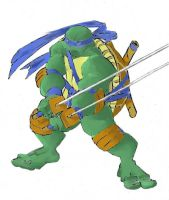 tmnt by drago-flame