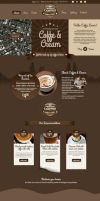 Hello WP + Coffee Lovers! by webdesigngeek
