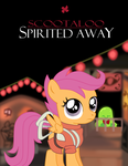 Scootaloo Spirited Away by sonicgirl313