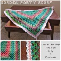 Garden Party Scarf by the-carolyn-michelle