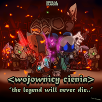 The Legend Will Never Die by Wrriter