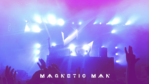 Magnetic Man Wallpaper by coroners
