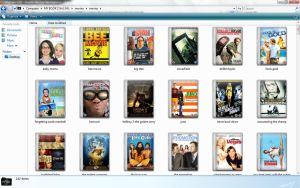 dvd movie icons by jmcaulayj