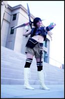 Yuffie Kisaragi :sunrise: by BeautifulSynCosplay