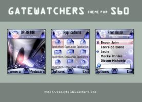 Gatewatchers theme by zeolyte