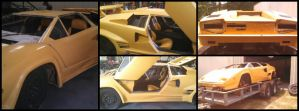 Lamborghini Coutach Kit Car by Spartan0-0-0