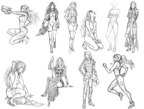 character studies Eowyn by psychee-ange
