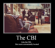 The CBI by BloodRose1993