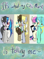 What my Cutie Mark is Telling Me by TimeyWimeyWhooves