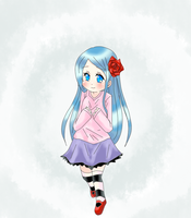 Request - Her name is Sky by Mi-chan4649