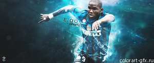 samuel eto'o by colorart-gfx