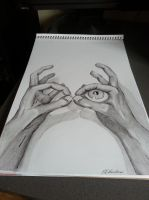 Hands of sight by Brynios