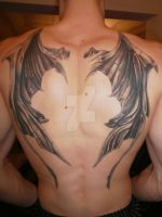 demon wings by lili2012