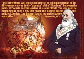 Albert Pike Quote Copy by jbeverlygreene