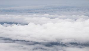 Clouds From The Plane by lamorth-the-seeker