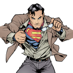 Superman colors by Andre-VAZ