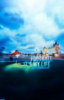 football it's my life by VitalyaRolex