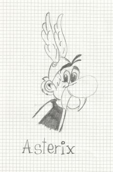 Asterix by Matilde28