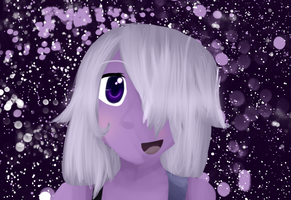 amethyst C: ... by ChicaSuperKiller